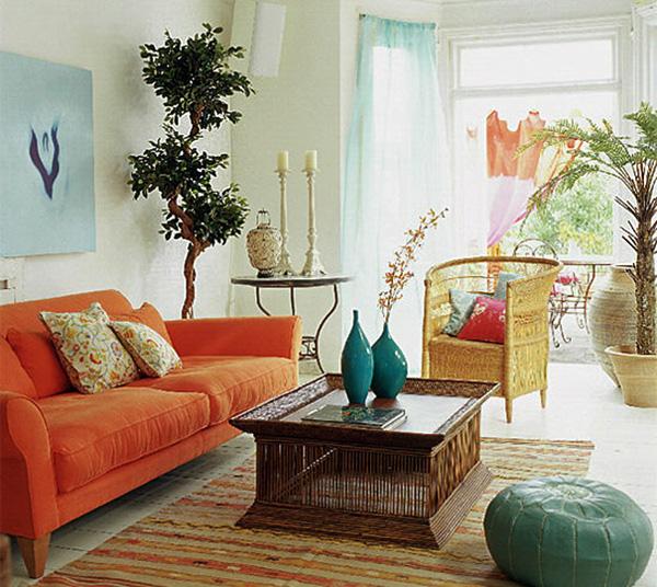 Διακόσμηση με φυτά εσωτερικού χώρου