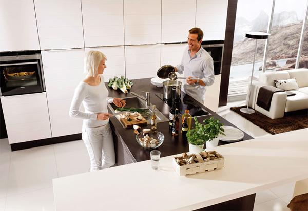 Το μέγεθος της κουζίνας μας είναι