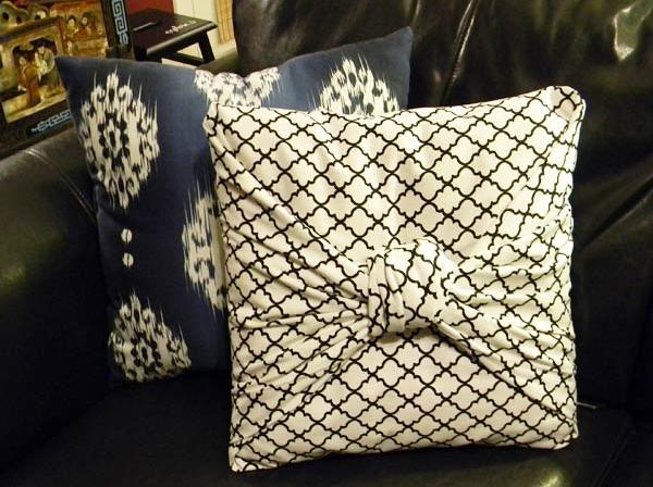 Εύκολη DIY θήκη για μαξιλάρια - 1