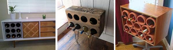 Μπουκάλια κρασιών - 13