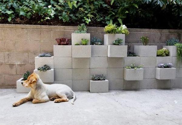 Πρωτότυπη κατασκευή για φυτά - 1