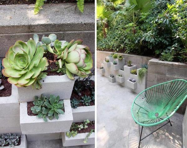 Πρωτότυπη κατασκευή για φυτά - 2