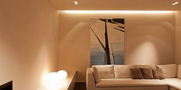 Φωτισμός από την οροφή
