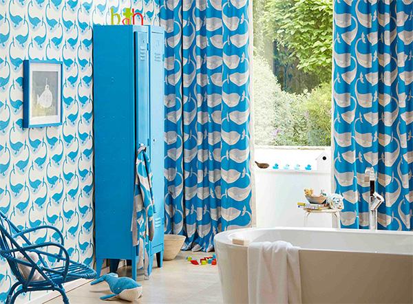 κουρτίνα για το παιδικό δωμάτιο