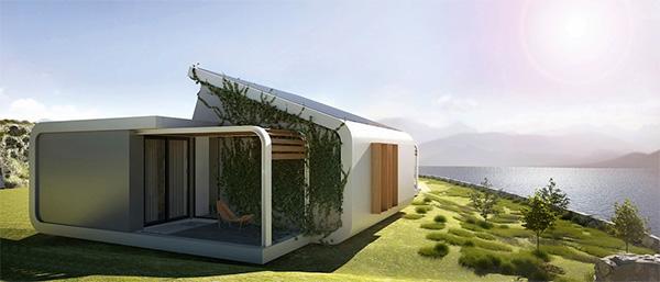 προκατασκευασμένο σπίτι στην Ελλάδα