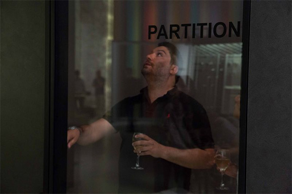 TOPOS | PARTICIPATE | PARTITION | PARTY - 1