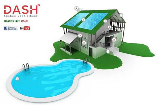 Πράσινο Σπίτι DASH®