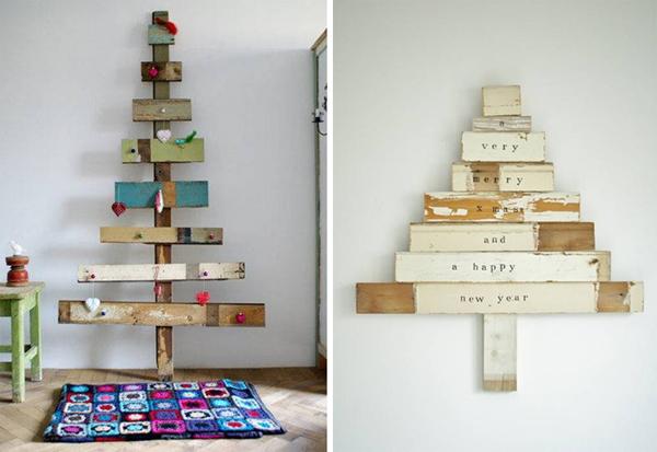 Alternative Christmas trees - 1