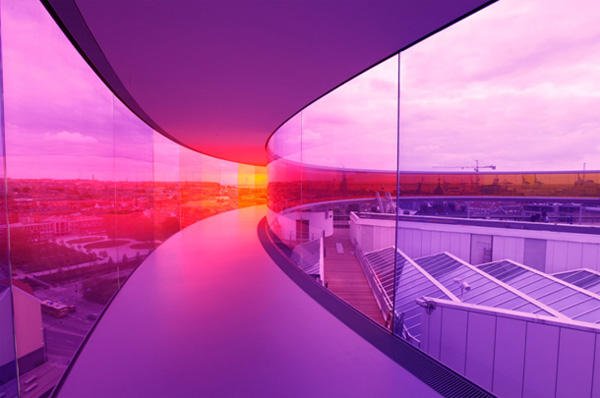 rainbow panorama - 2