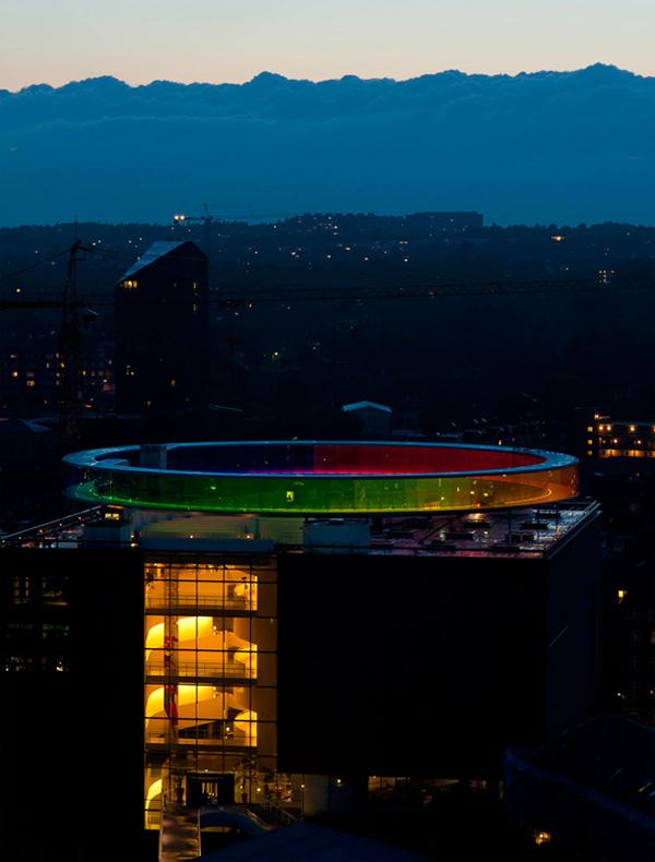rainbow panorama - 4