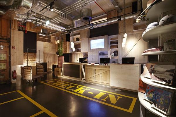 25Hours Hotel HafenCity 8