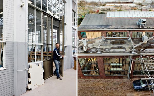 Το εργαστήριο του Piet Hein Eek 8