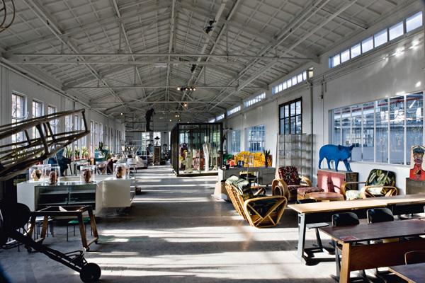 Το εργαστήριο του Piet Hein Eek