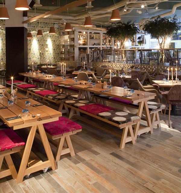 Εστιατόριο «The Folly London» - 2