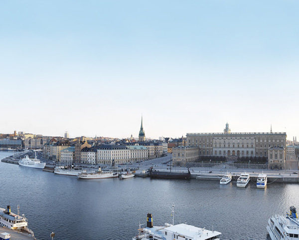 Grand Hôtel στη Στοκχόλμη 9