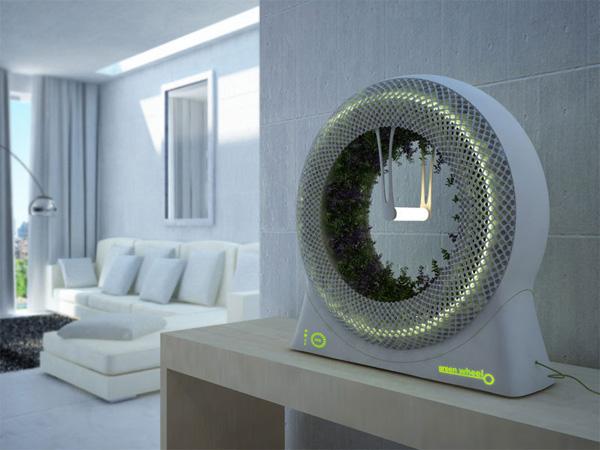 Green Wheel - 3