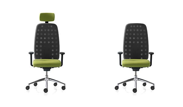 καρέκλες γραφείου Oxygene