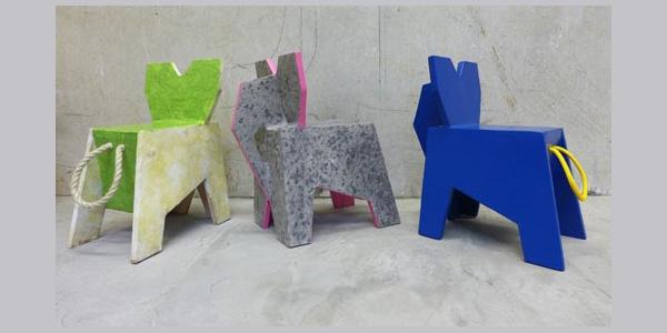 Παιδική καρέκλα Elefanto