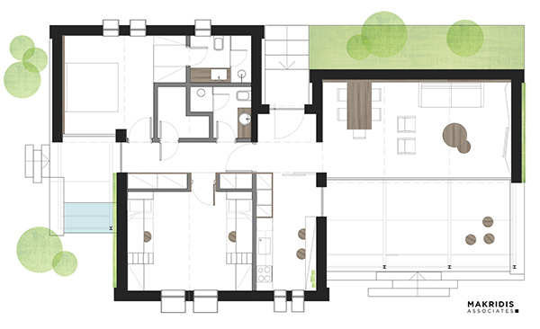 modular, προκατασκευασμένο οικολογικό σπίτι