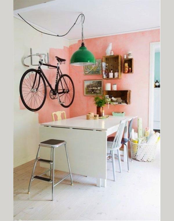 Τρικ με χρώματα στους τοίχους