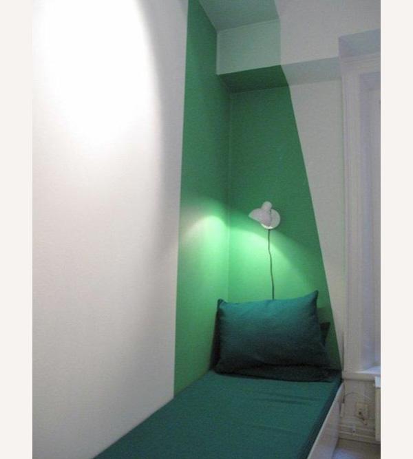 Μαγεία με μπογιά και χρώματα στους τοίχους