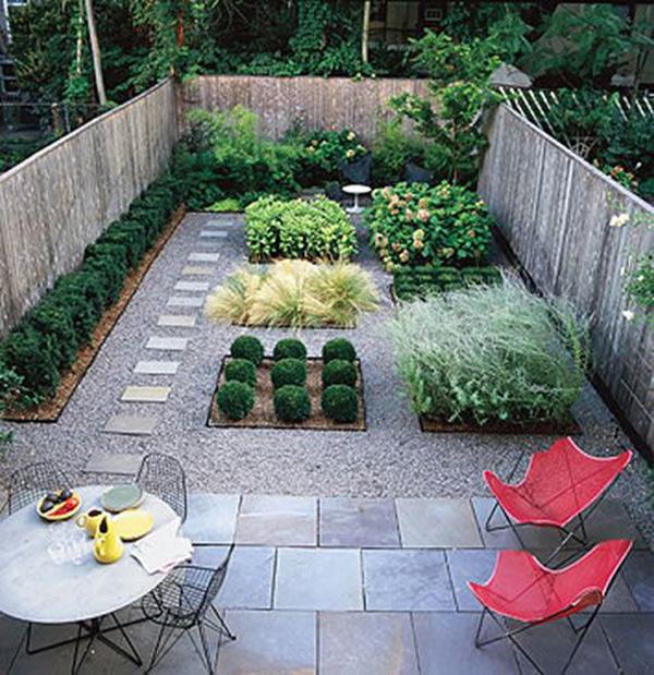 Ιδέες για μικρούς, φιλόξενους κήπους 2