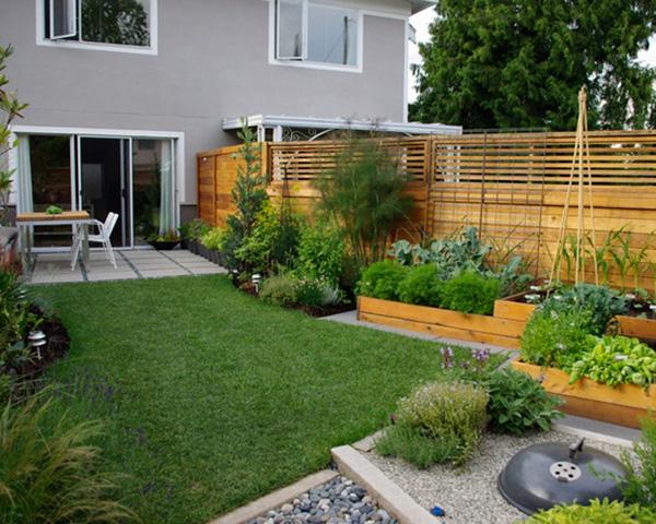 Ιδέες για μικρούς, φιλόξενους κήπους 4