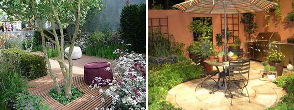 Ιδέες για μικρούς, φιλόξενους κήπους 5