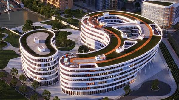 νέο campus της Trivago
